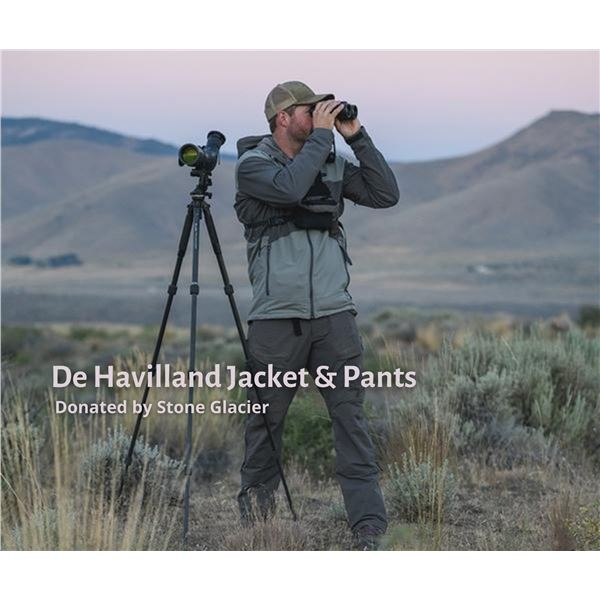 De Havilland Jacket and Pants - Buyers Choice