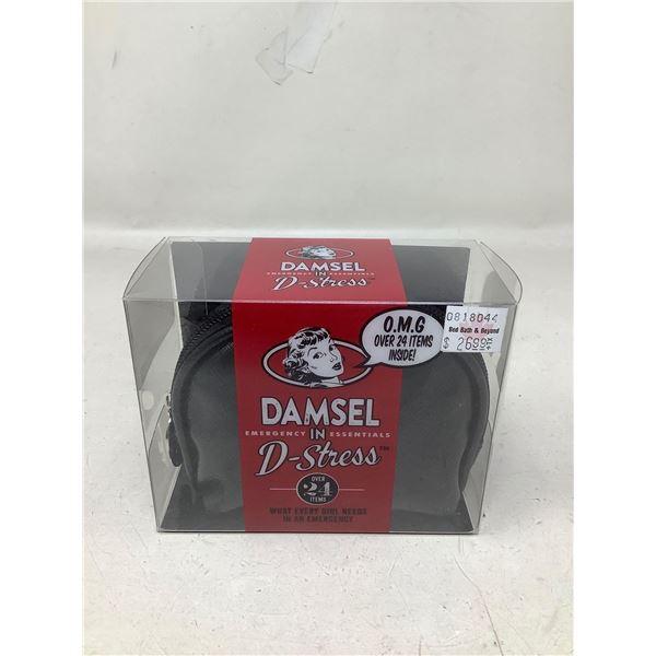Damsel In D-Stress Emergency Essentials