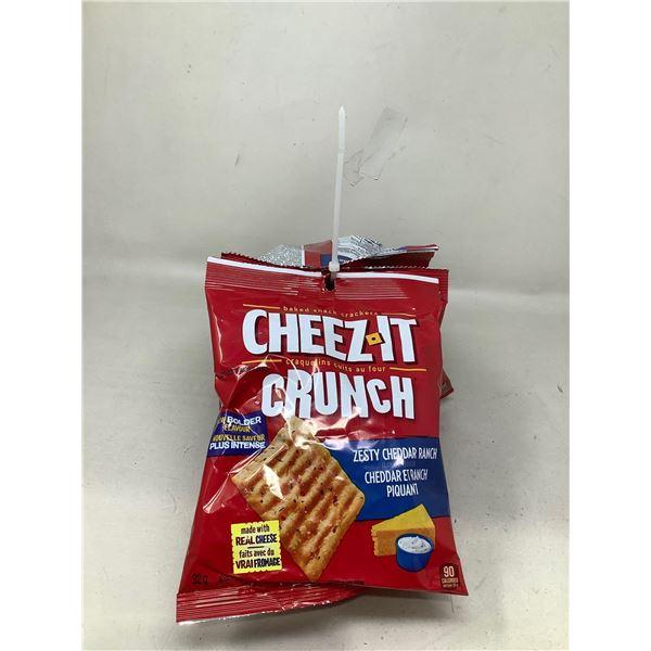Cheez-it Crunch Zesty Cheddar Ranch (6 X 92G)