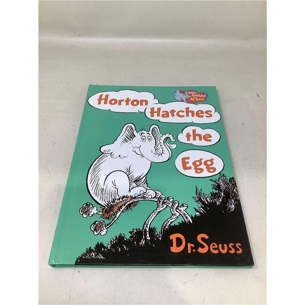 """""""Horton Hatches The Egg"""" By: Dr. Seuss"""