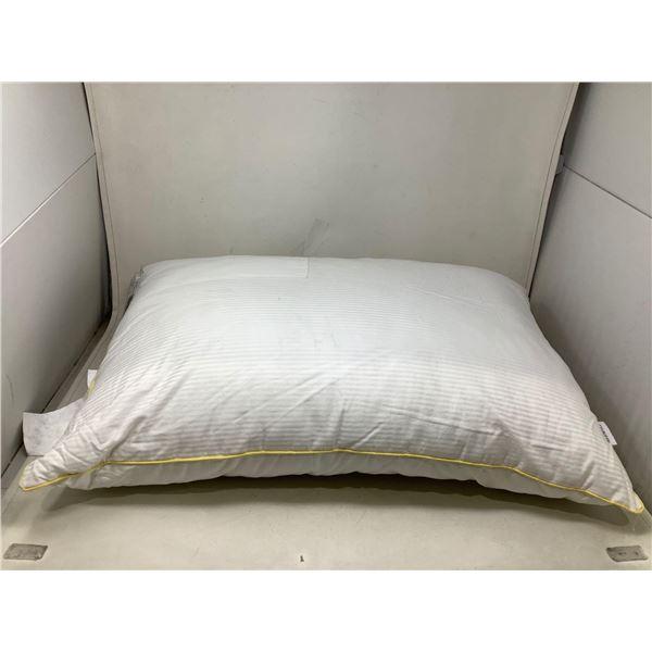 Calvin Klein Luxury Flag Pillow Back/ Stomach Medium Support