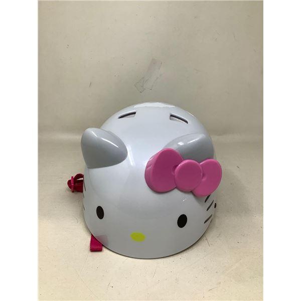 Hello Kitty Bike Helmet