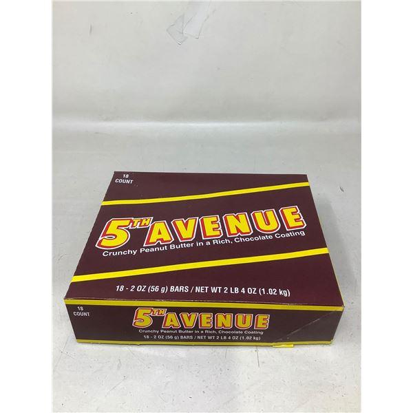 5th Avenue Chocolate Bars (18 x 56g)