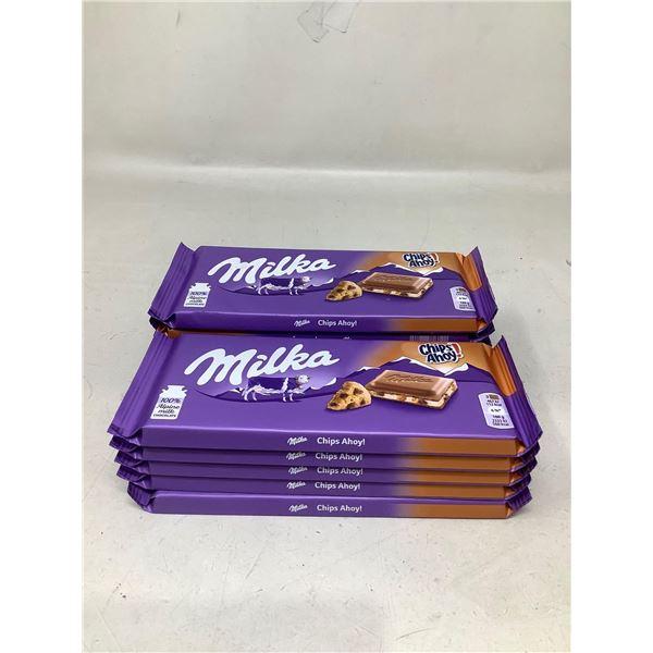 Milka Chips Ahoy! Chocolate Bars