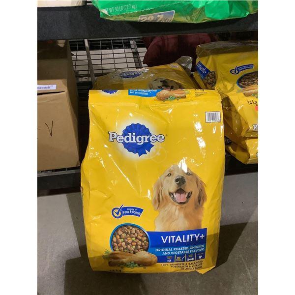 Pedigree Vitality Plus Roasted Chicken Recipe Adult Dog Food (14kg)