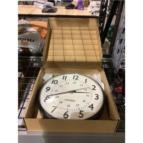 PrimexWireless Wall Clock
