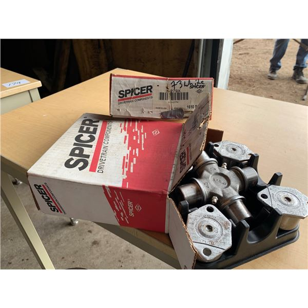 U JOINTS FOR 1973 WHITE TRUCK