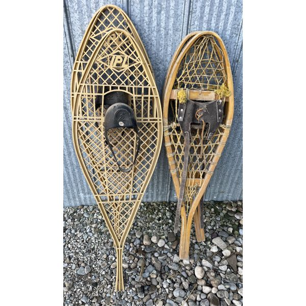 LOT OF 2 - SETS OF SNOWSHOES