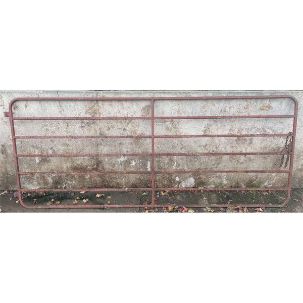10 FOOT FARM GATE
