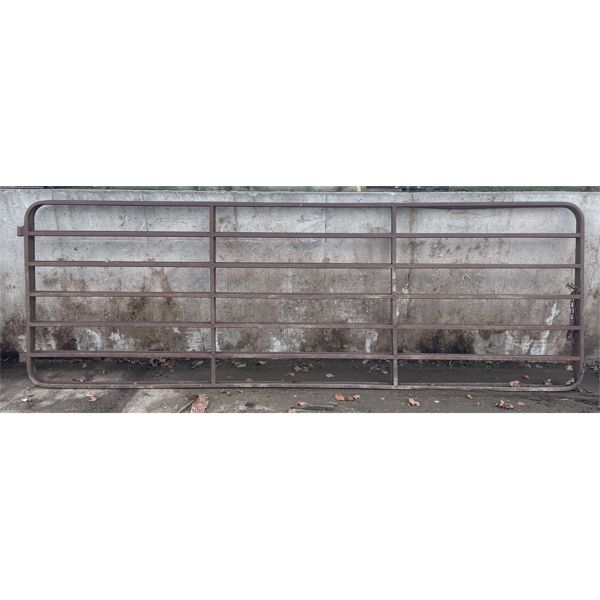 12 FOOT FARM GATE