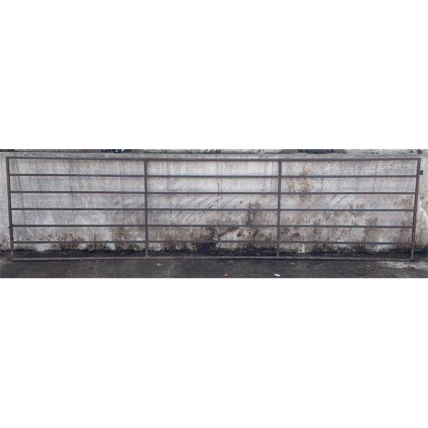 16 FOOT FARM GATE