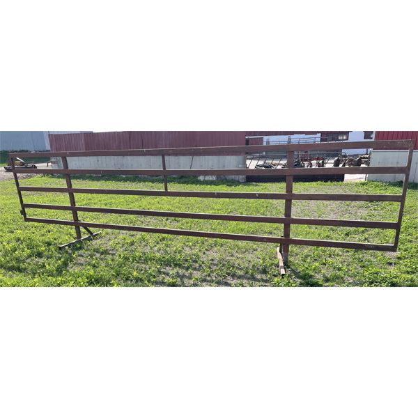 20 FOOT PORTABLE FENCE PANEL