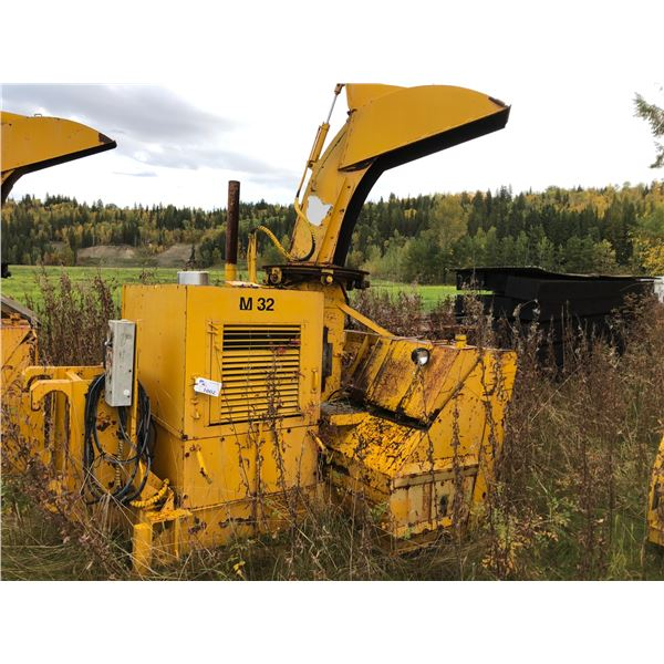 1964 SICARD SINGLE AUGER SNOW BLOWER WITH JOHN DEERE 6CYL,