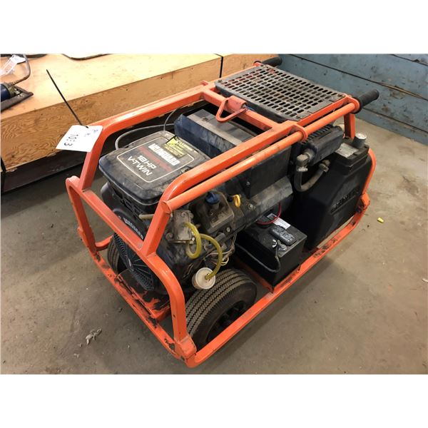 STANLEY HP-1 COMPACT PORTABLE HYDRAULIC UNIT WITH VANGUARD 18HP V TWIN ENGINE
