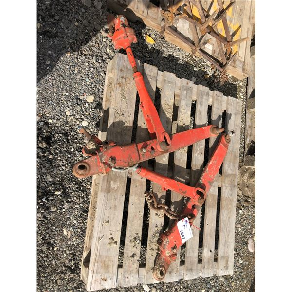 2 FORD TRACTOR 3 POINT HITCH ATTACHMENT
