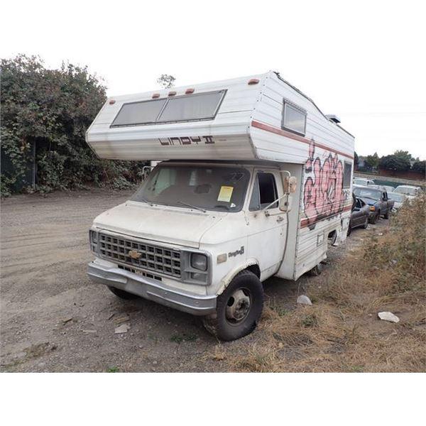 1982 Chevrolet G30 Van