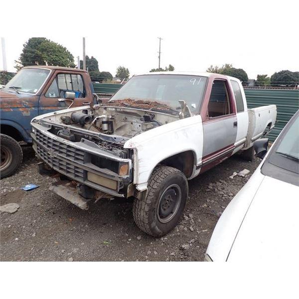 1988 Chevrolet K2500