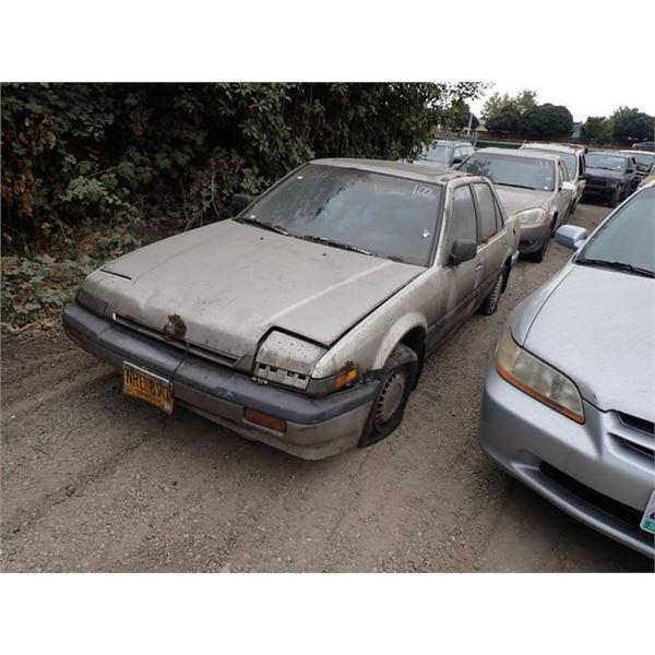 1987 Honda Accord