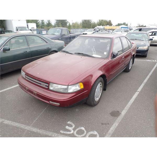 1990 Nissan Maxima