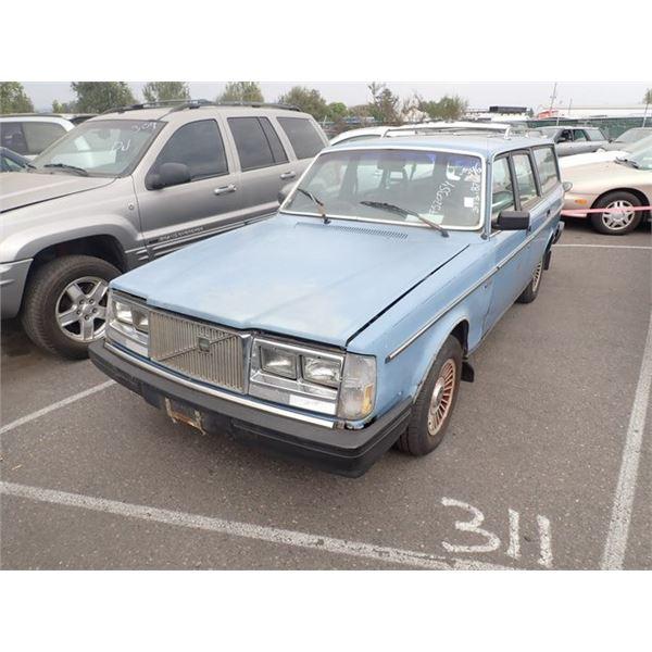 1984 Volvo 245