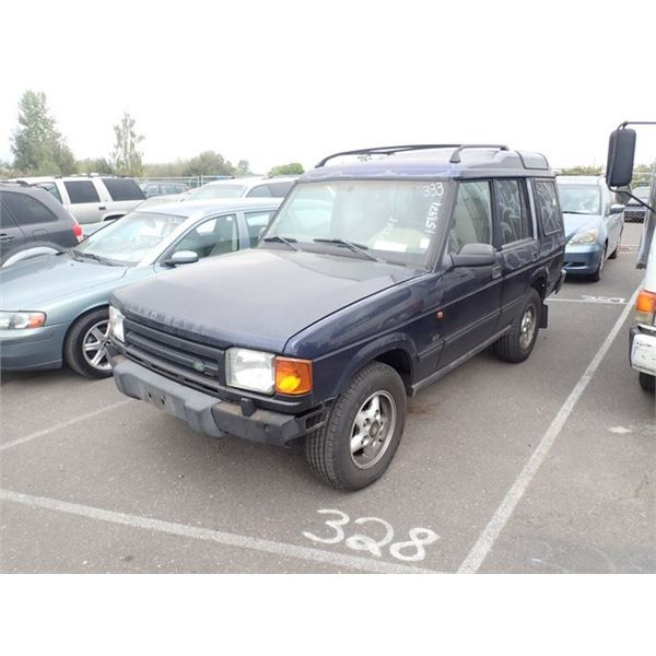 1999 Land Rover Discovery