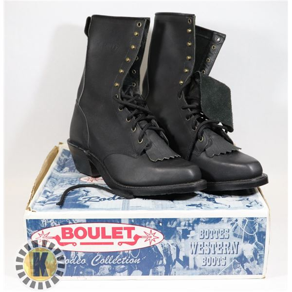 NEW (MISSING TAGS) BOULET BOOTS SIZE MENS 11