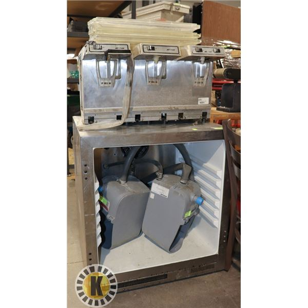 LOT OF RESTAURANT EQUIPMENT FOR PARTS OR REPAIRS