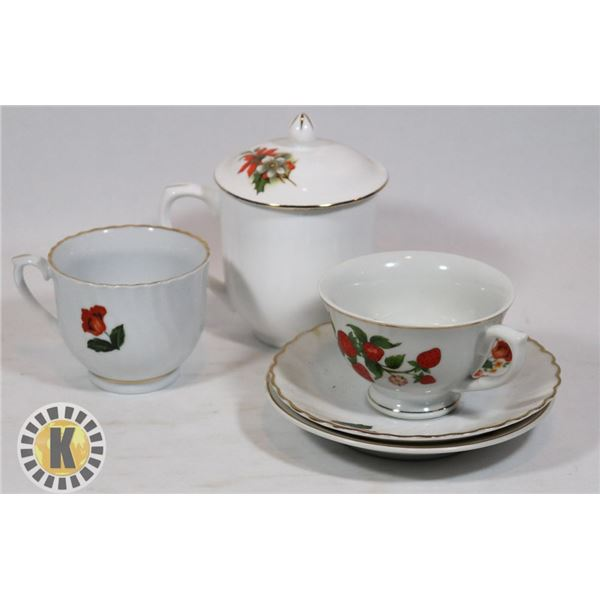 DECORATIVE DISHES- MADE IN CHINA