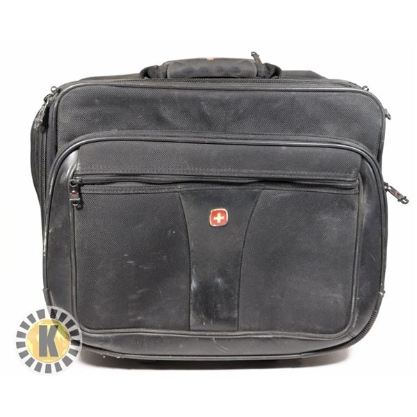 SWISS MADE ROLLING BUSINESS/ LAPTOP BAG