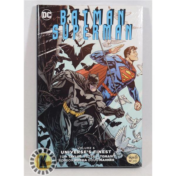 NEW BATMAN SUPERMAN UNIVERSE'S FINEST VOL. 6