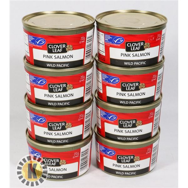 BAG OF CANNED SALMON