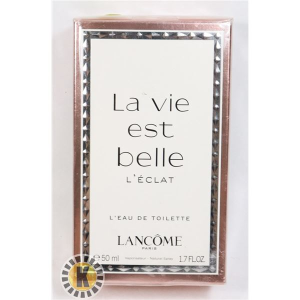 LA VIE EST BELLE L'ECLAT LANCOME PARIS 50ML
