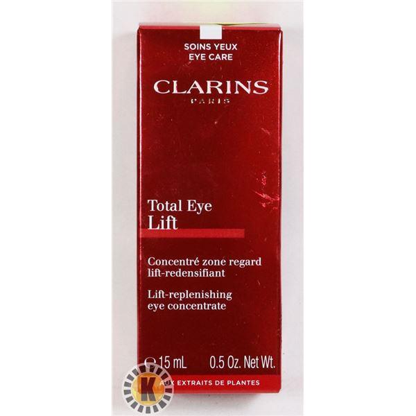 CLARINS PARIS TOTAL EYE LIFT 15ML