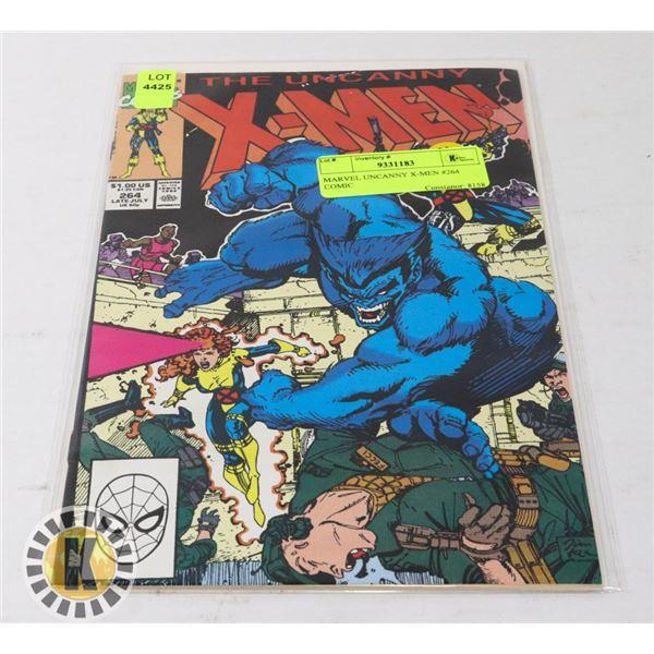 MARVEL UNCANNY X-MEN #264 COMIC
