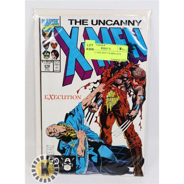MARVEL UNCANNY X-MEN #276 COMIC