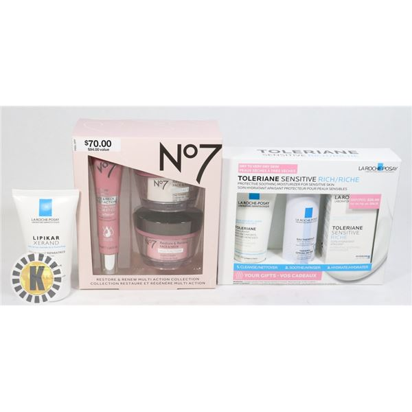BAG OF LAROCHEPOSAY AND NO.7 PRODUCT