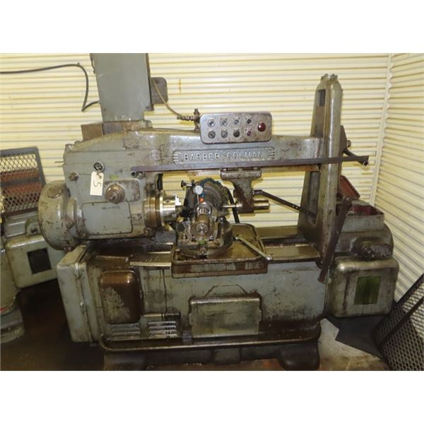 Barber-Colman Hobbing Machine 16'' x 16''