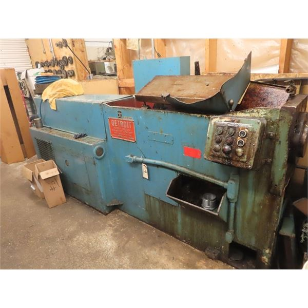 Detroit Horizontal Broach Model 3-36-H S# M-70249