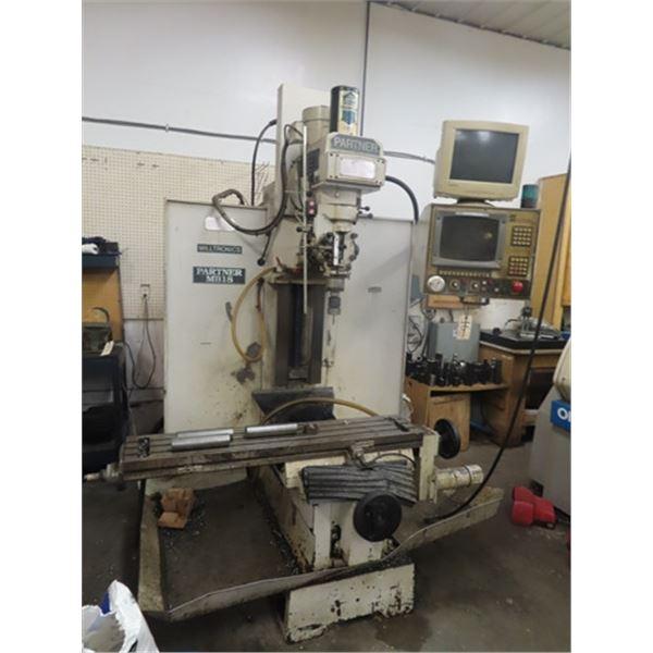 Milltronics Partner MB18 Milling Machine