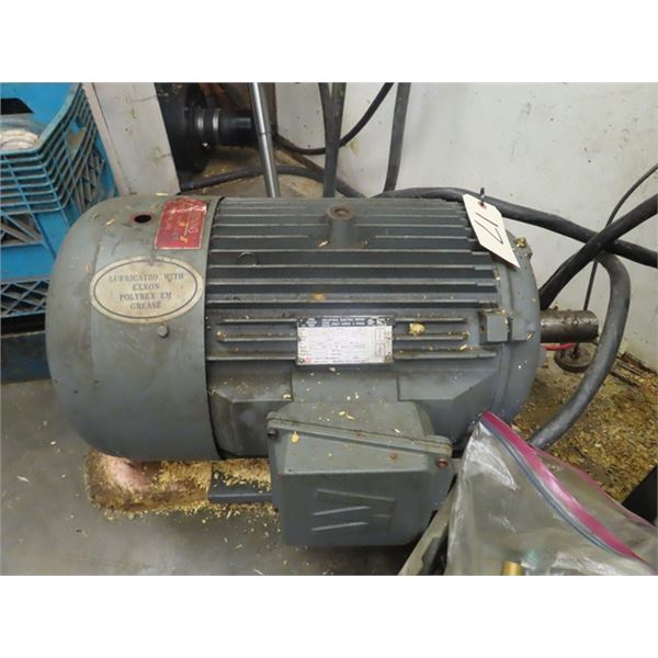 30 HP 3 Phase Electric Motor