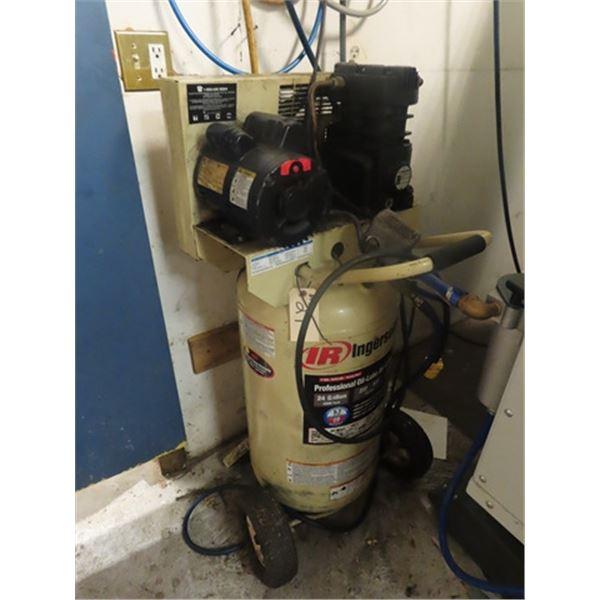 Ingersoll Portable Air Compressor