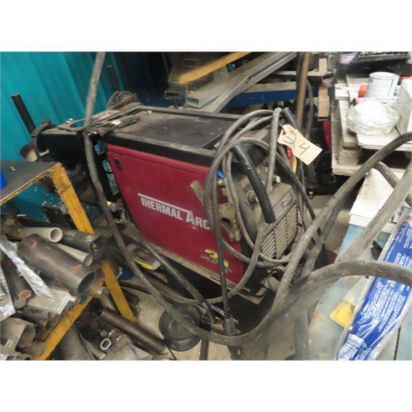 Thermal Arc Fabricator 211 Mig Welder Low Hours