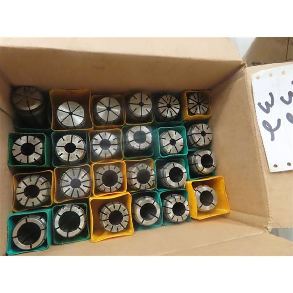 TG 100 Collet