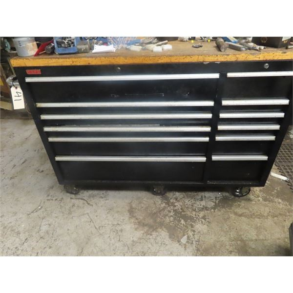 CSPS Portable Tool Cabinet w Key