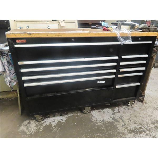 CSPS Tool Cabinet w Key