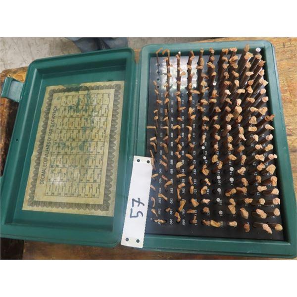 Pin Gauge Set