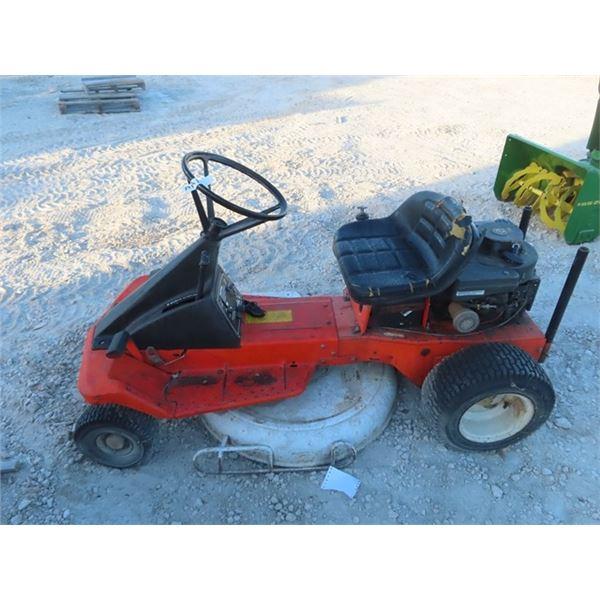 (AR) Ariens 8 HP Riding Lawn Mower - Works