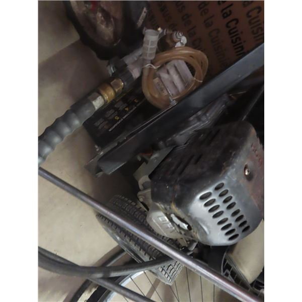 (AR) X Stream - 179 CC Gas Pressure Washer 27000 PSI