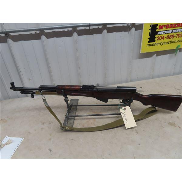 Russian SKS Tula Arsenal SA 7.62 x 39 Matching Numbers S# ON5205 w Bayonet & Soft Case