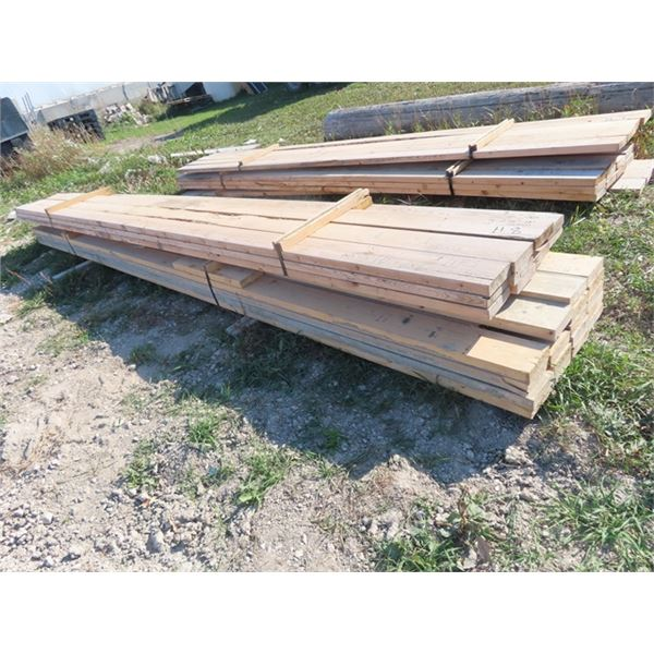 """30 Pcs 2"""" x 6"""" 16' Long - - One Money for All"""
